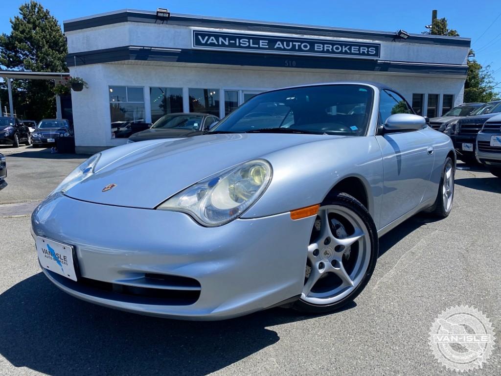 2003-Porsche-911
