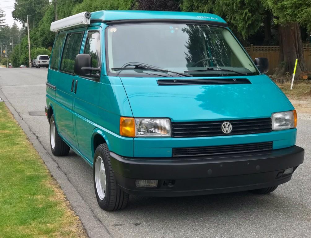 1995-Volkswagen-EuroVan
