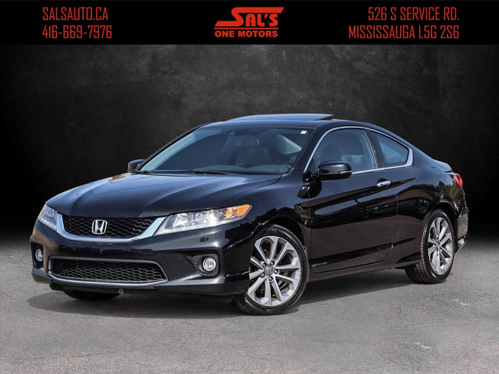 2015-Honda-Accord Coupe