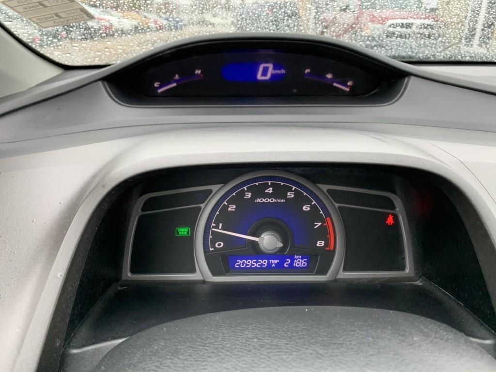 2007-Honda-Civic Coupe