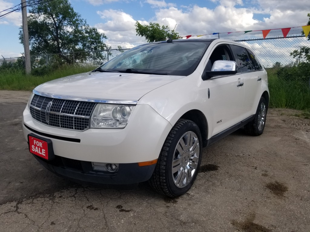 2009-Lincoln-MKX