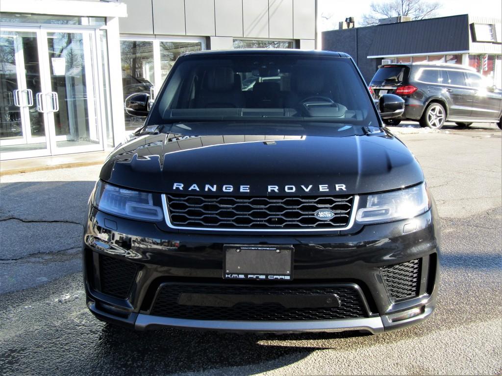 2019-Land Rover-Range Rover Sport