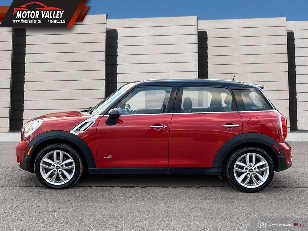 2013-MINI-Cooper Countryman