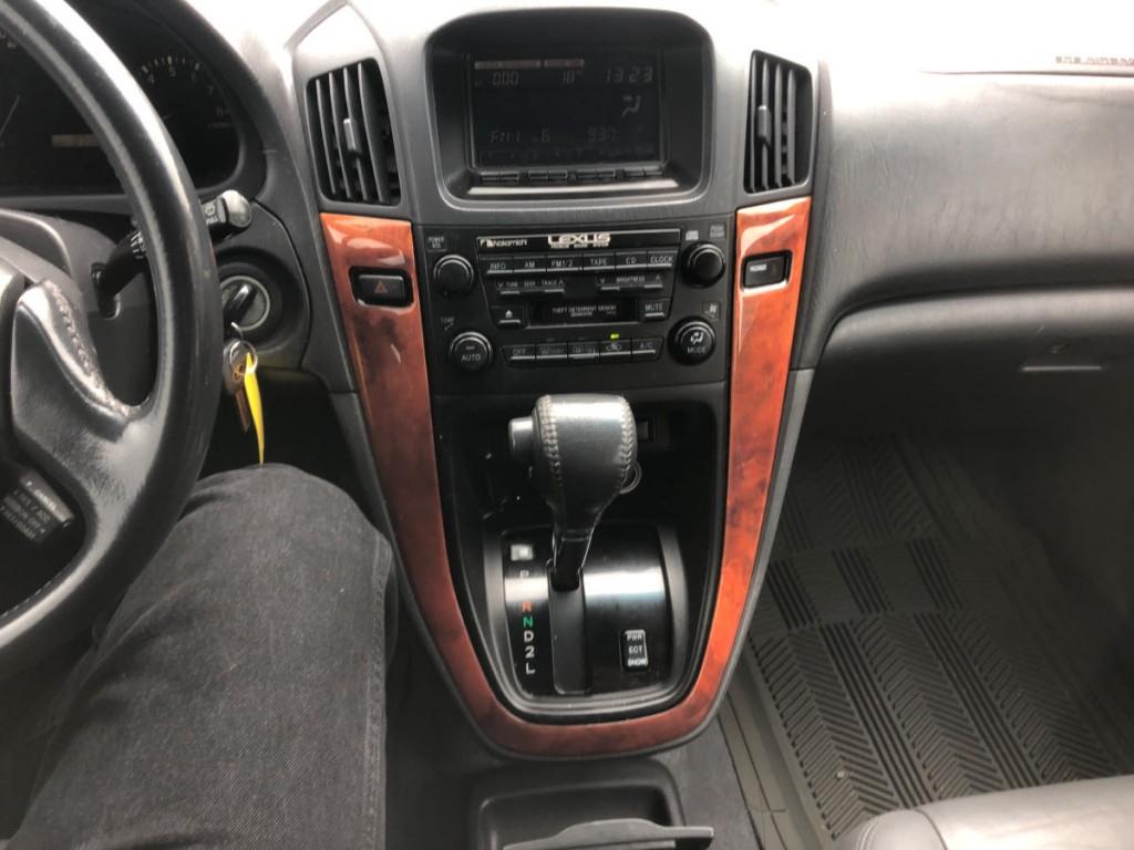 2000-Lexus-RX 300