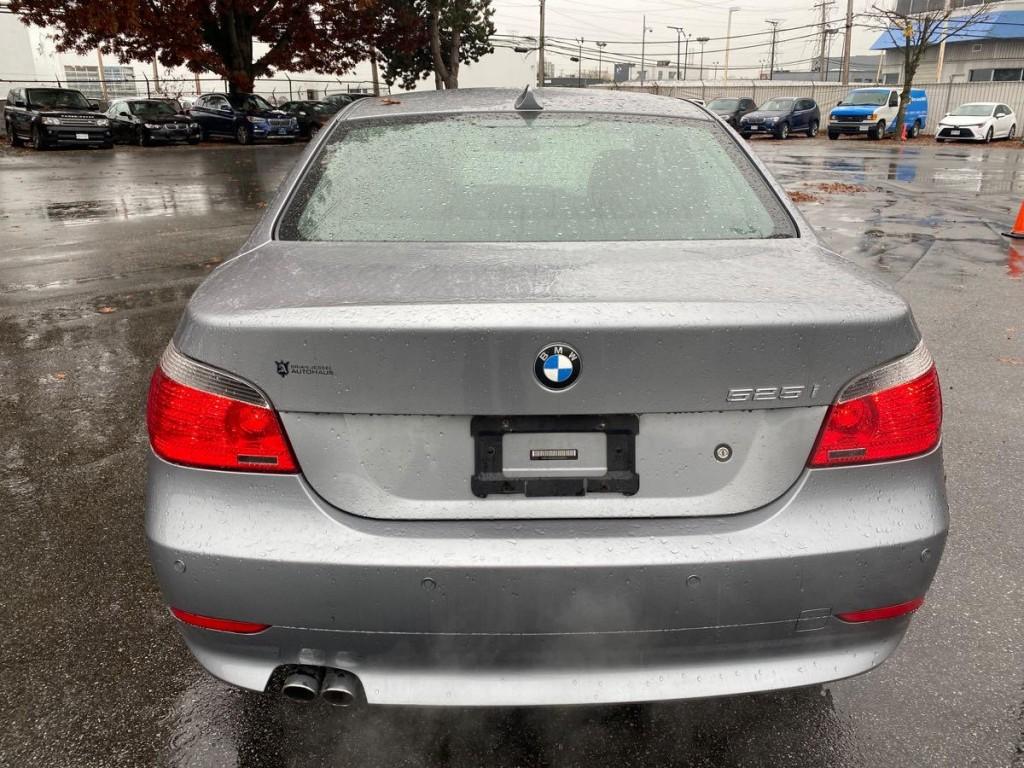 2006-BMW-5 Series