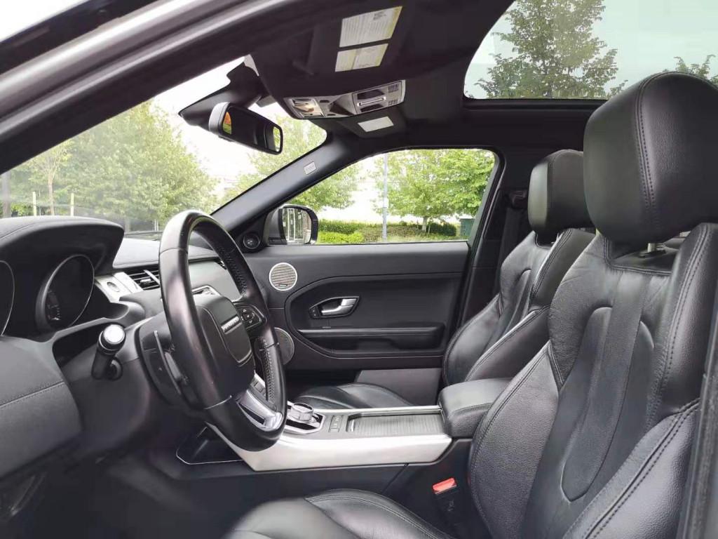 2013-Land Rover-Range Rover Evoque