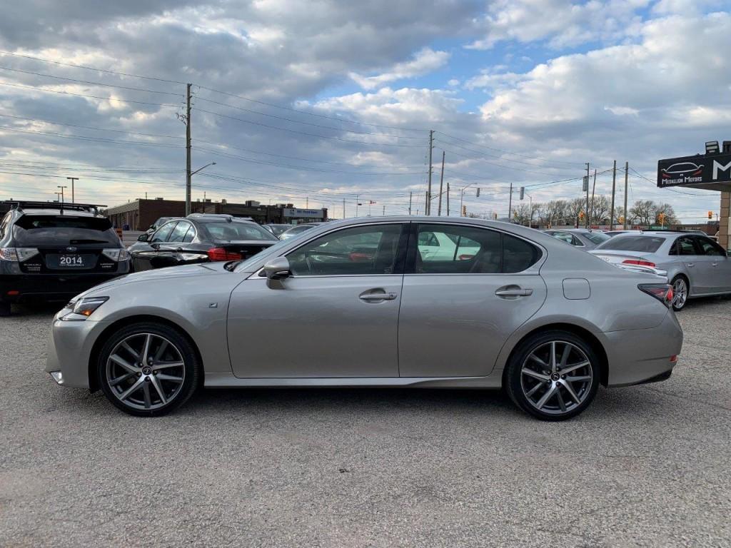 2018-Lexus-GS 350