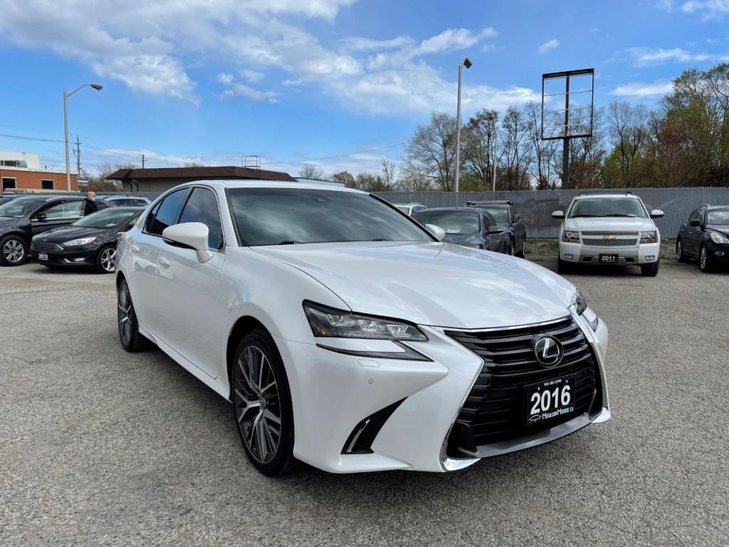 2016-Lexus-GS 350
