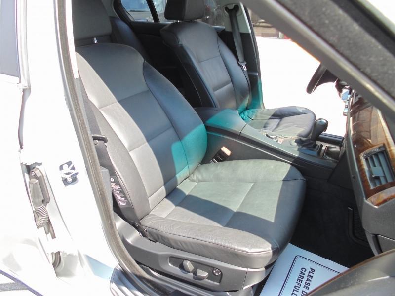 2007-BMW-5 Series
