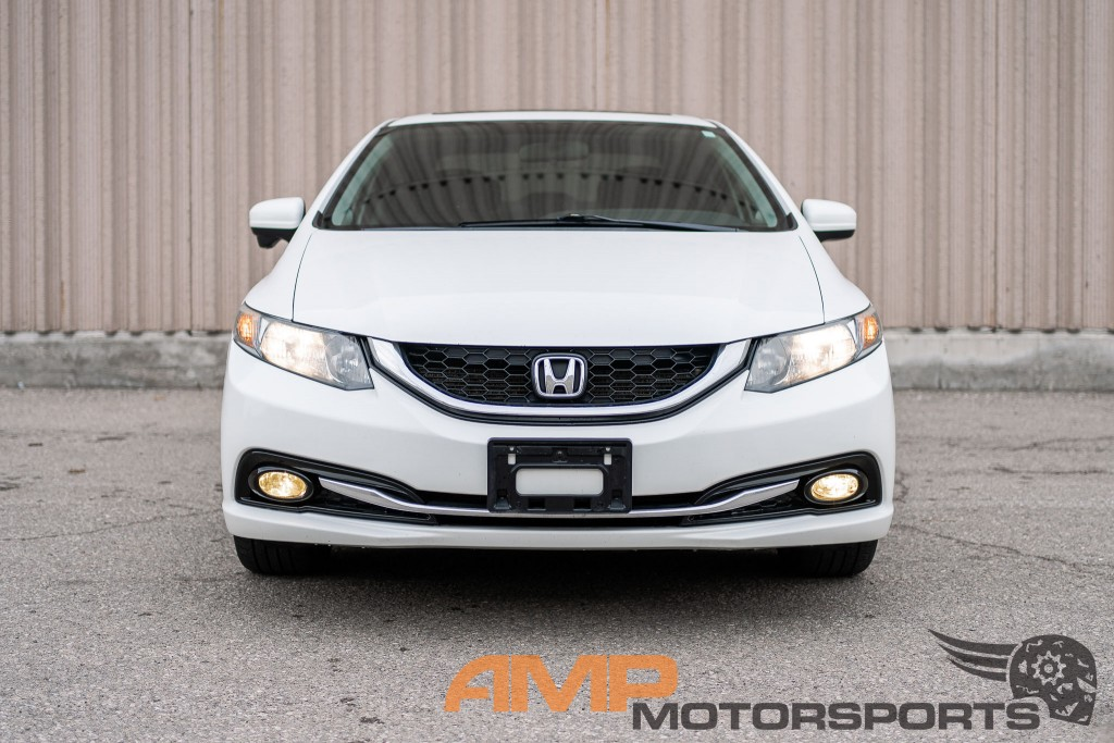 2014-Honda-Civic Sedan