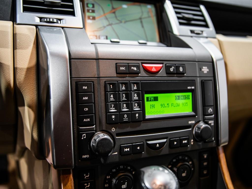 2007-Land Rover-Range Rover Sport