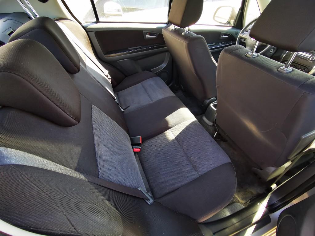 2008-Suzuki-SX 4 Sedan