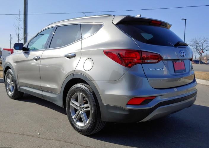 2018-Hyundai-Santa Fe