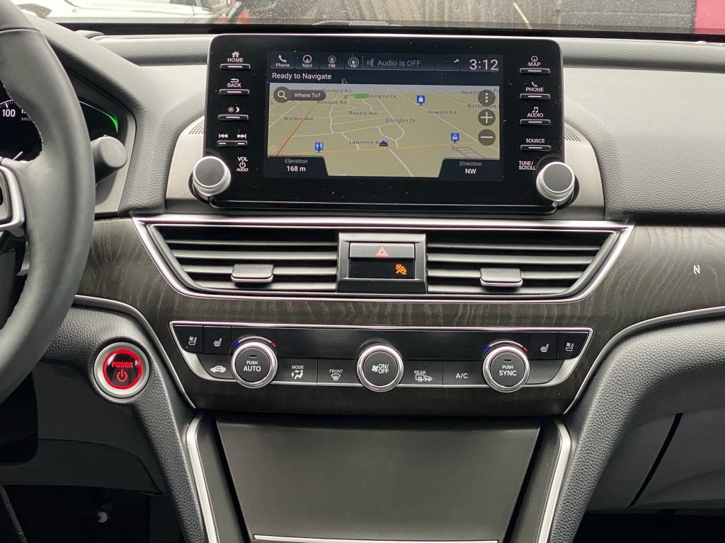 2019-Honda-Accord Hybrid