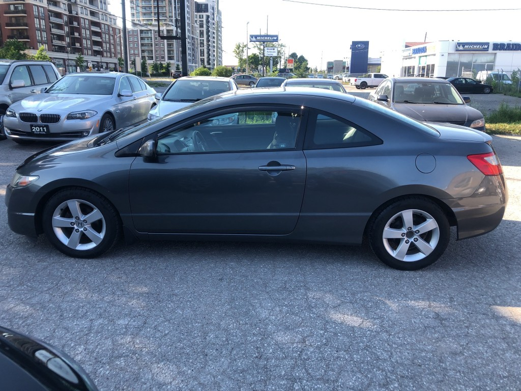 2009-Honda-Civic Coupe
