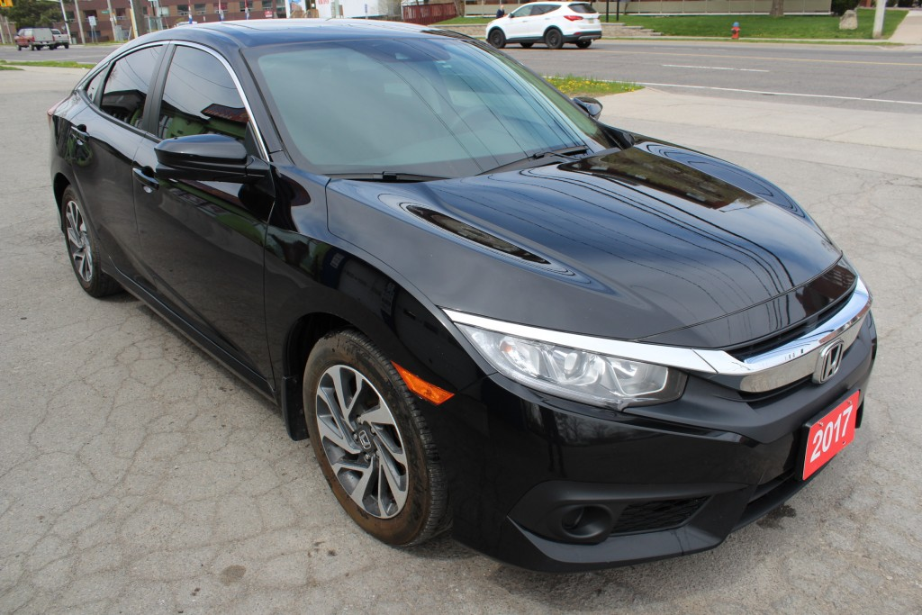 2017-Honda-Civic Sedan