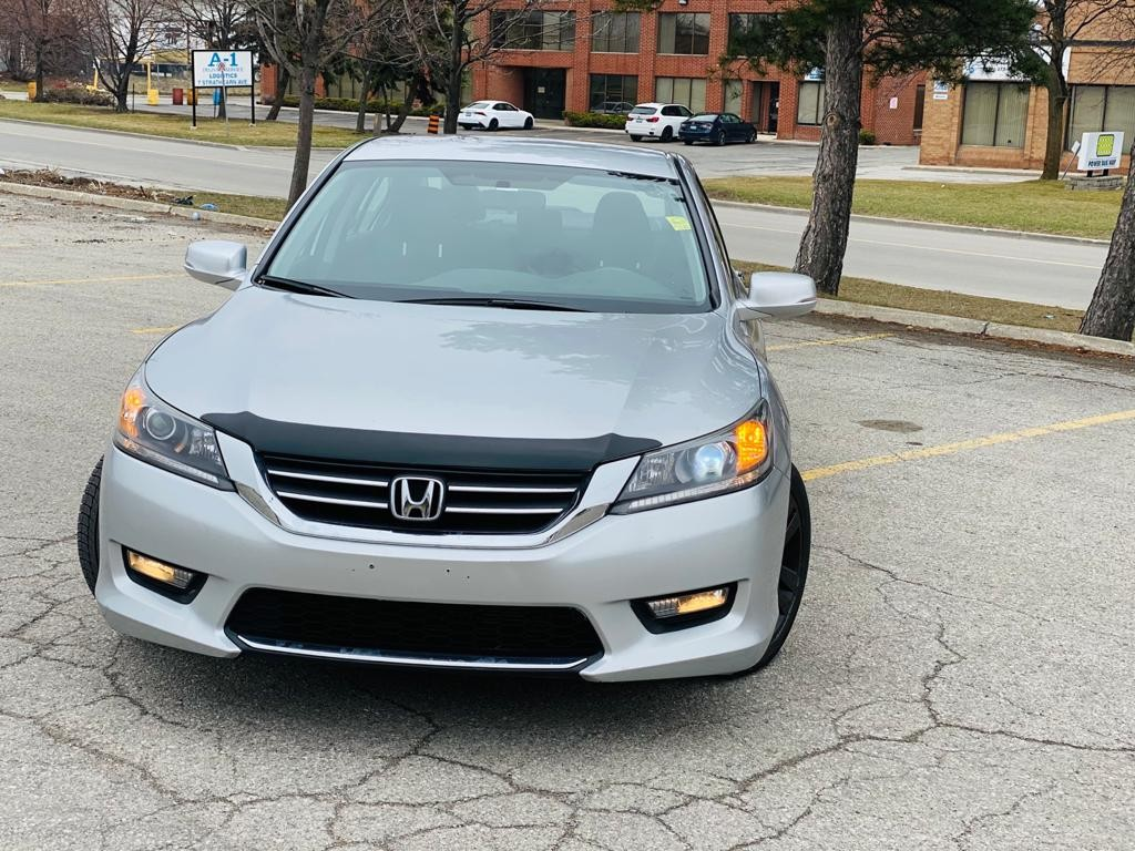 2014-Honda-Accord Sedan