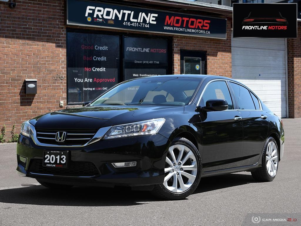 2013-Honda-Accord Sedan