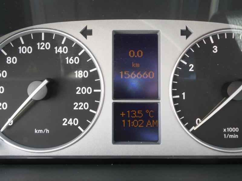 2007-Mercedes-Benz-B200 Turbo