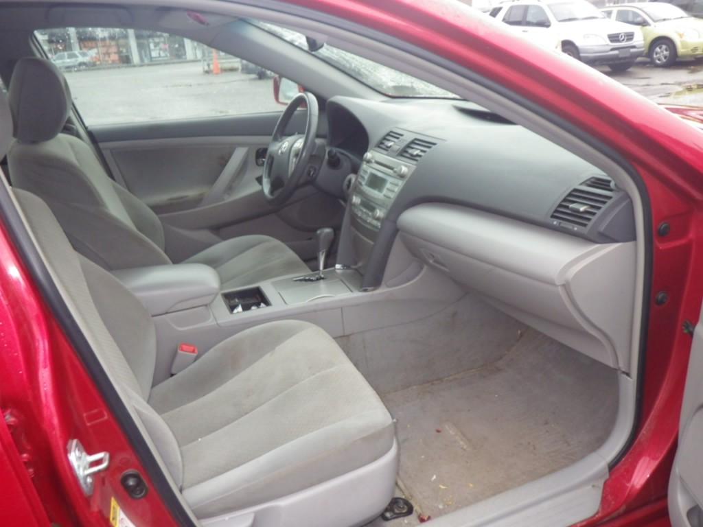 2008-Toyota-Camry Hybrid