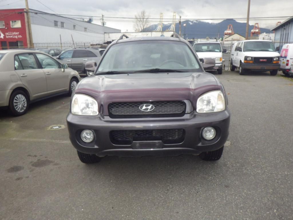 2004-Hyundai-Santa Fe