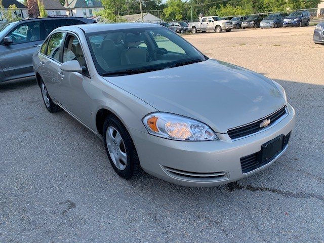 2008-Chevrolet-Impala