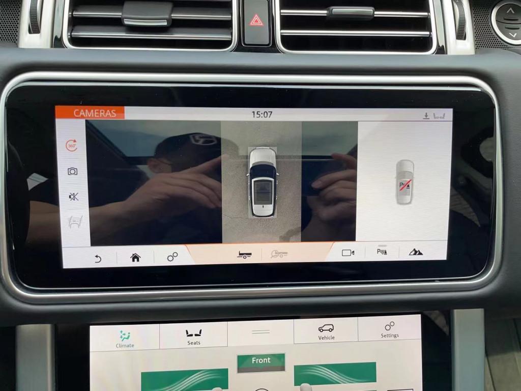 2018-Land Rover-Range Rover