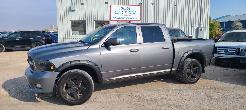 2009-Dodge-Ram 1500