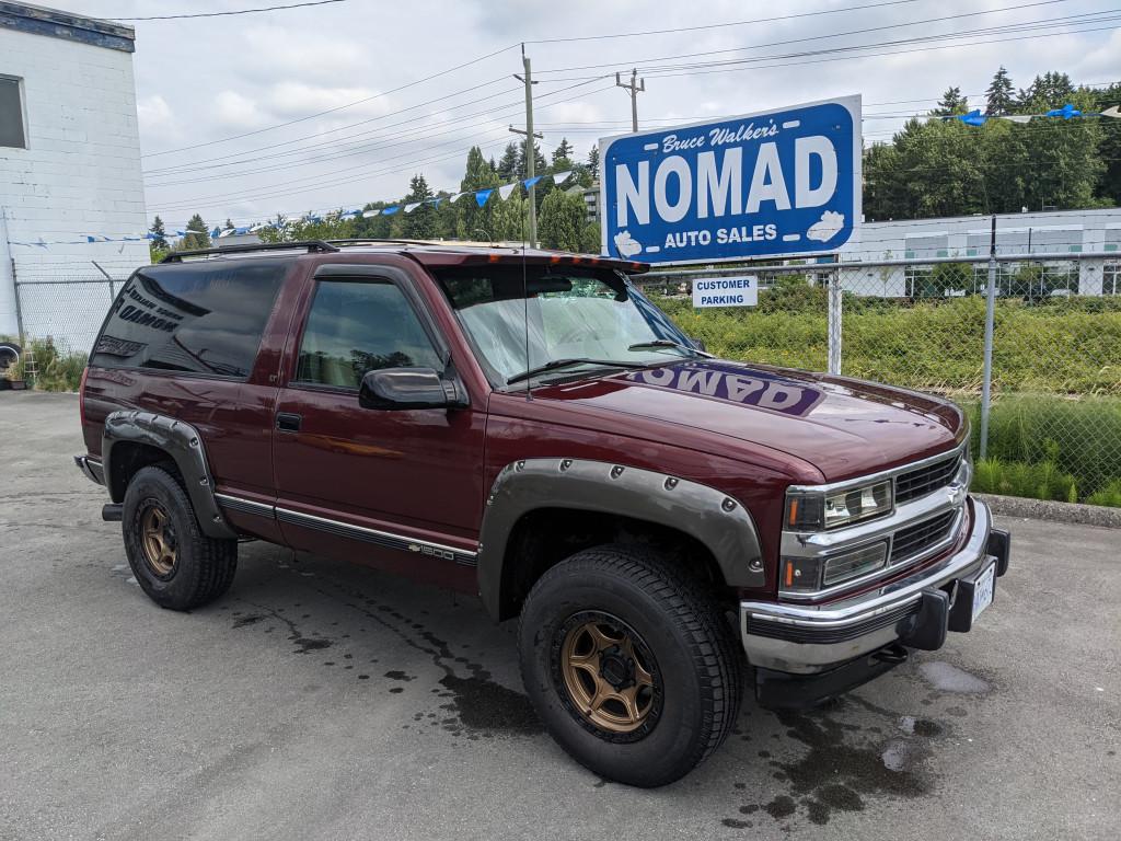 1995-Chevrolet-Tahoe