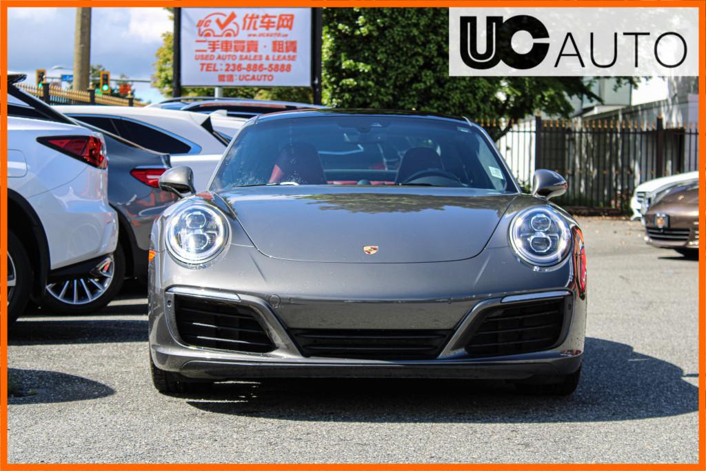 2017-Porsche-911