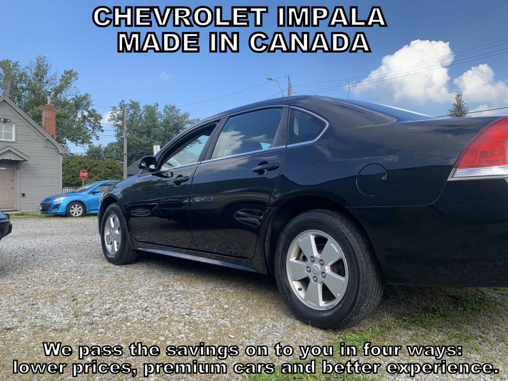 2011-Chevrolet-Impala