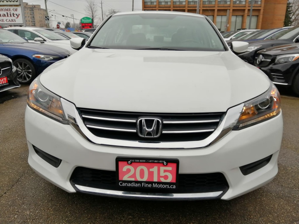 2015-Honda-Accord Sedan