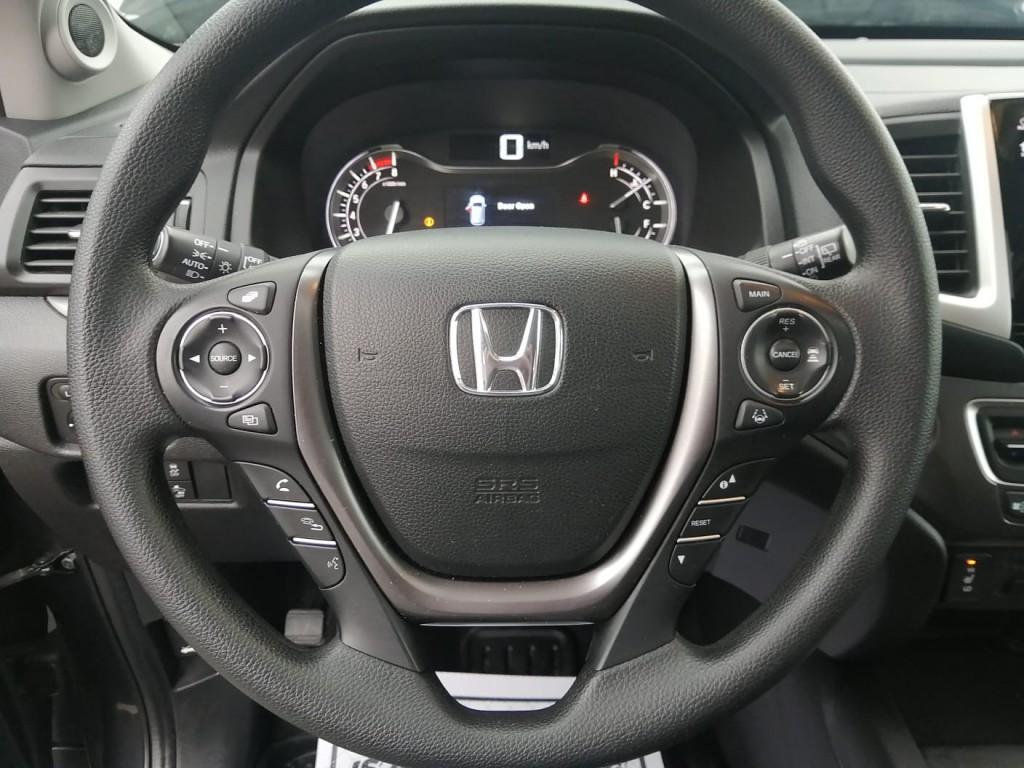 2018-Honda-Pilot