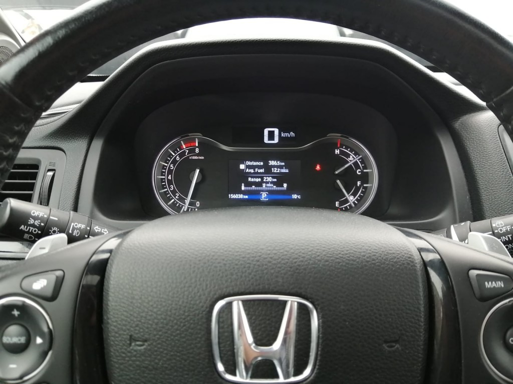 2016-Honda-Pilot