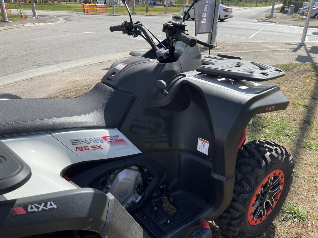 2021-Segway-Snarler ATV