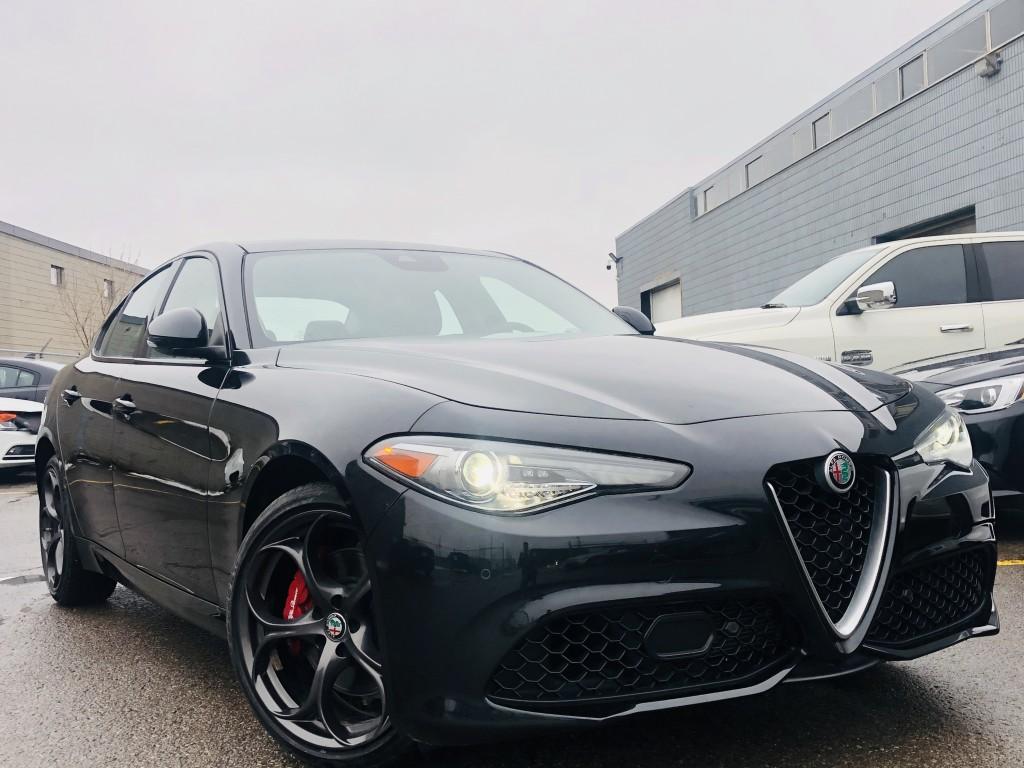2018-Alfa Romeo-Giulia