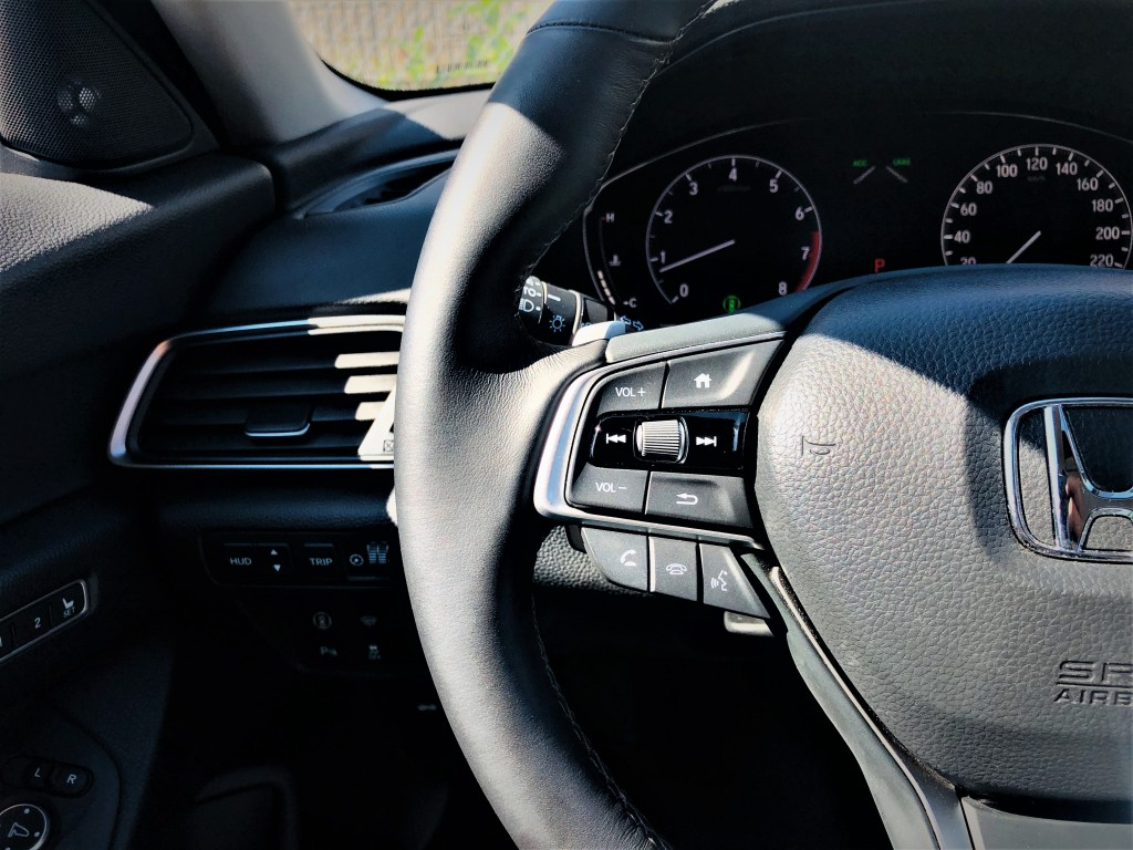 2019-Honda-Accord Sedan