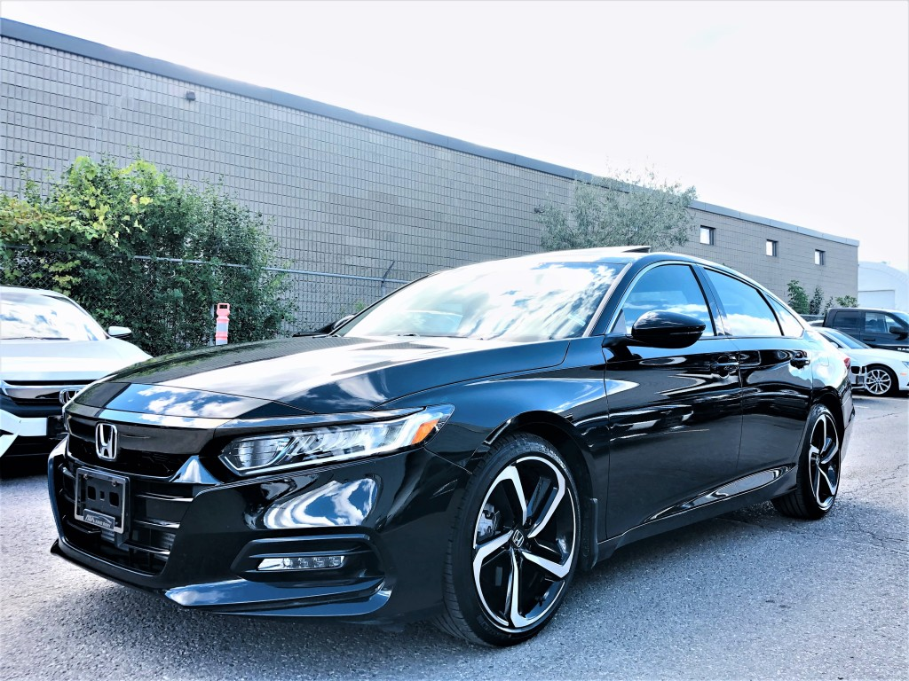 2019-Honda-Accord Sedan