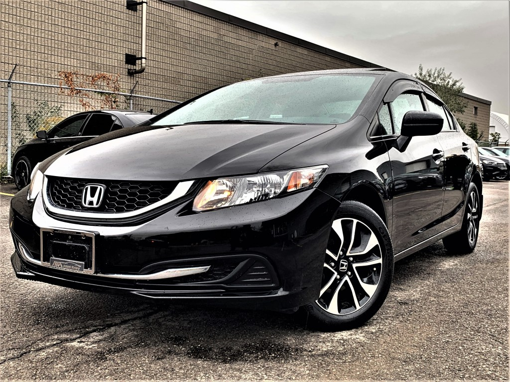 2015-Honda-Civic Sedan