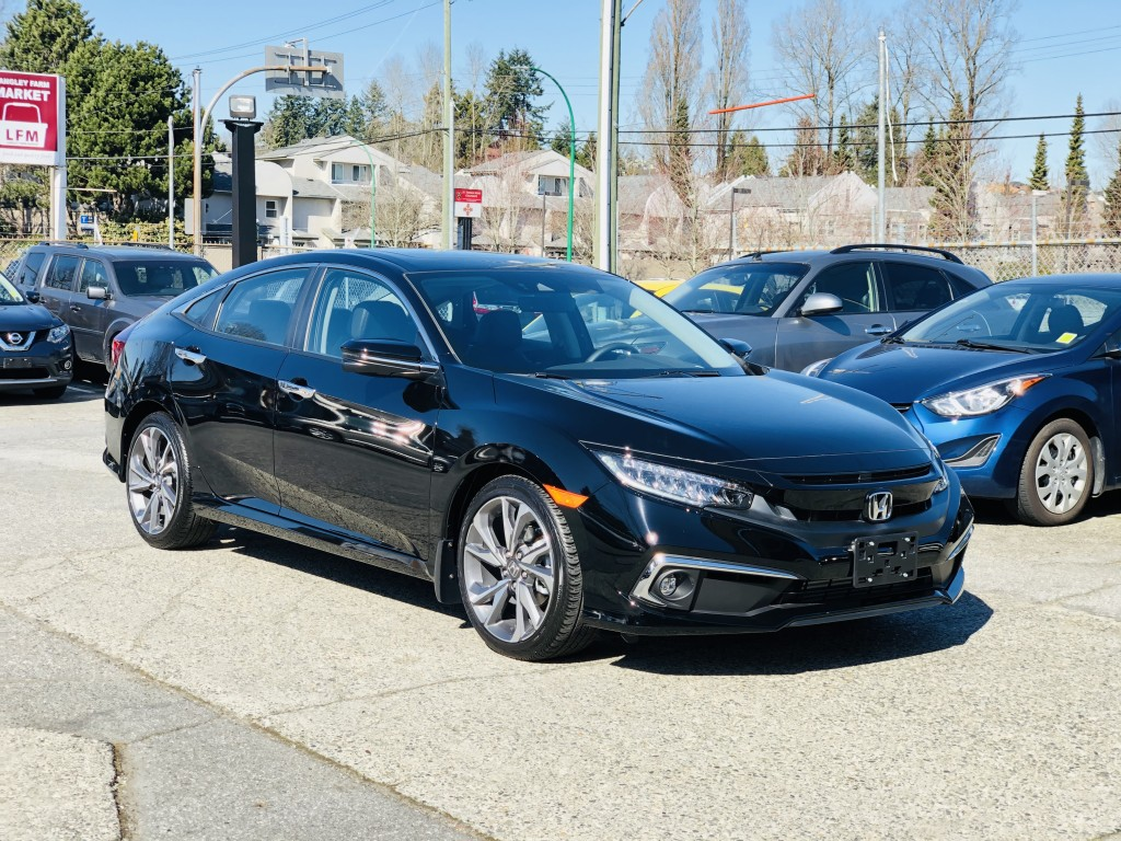 2019-Honda-Civic Sedan