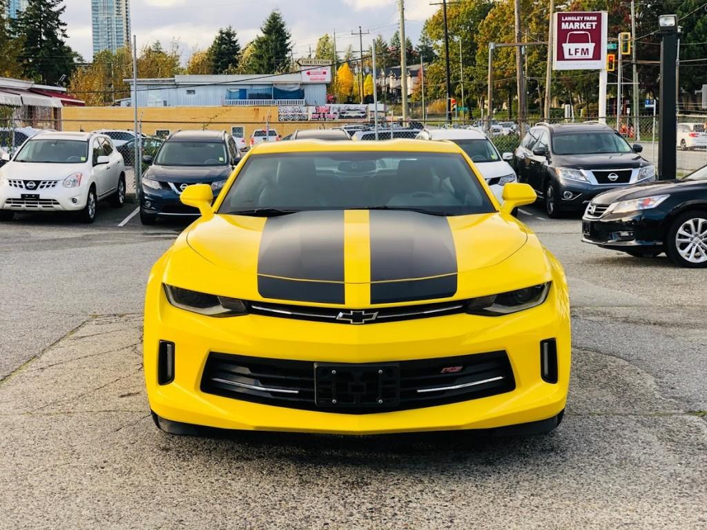 2018-Chevrolet-Camaro