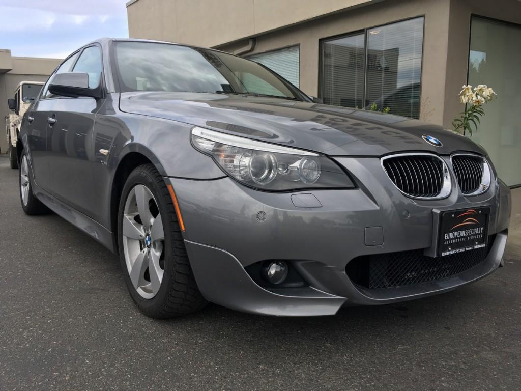 2010-BMW-5 Series
