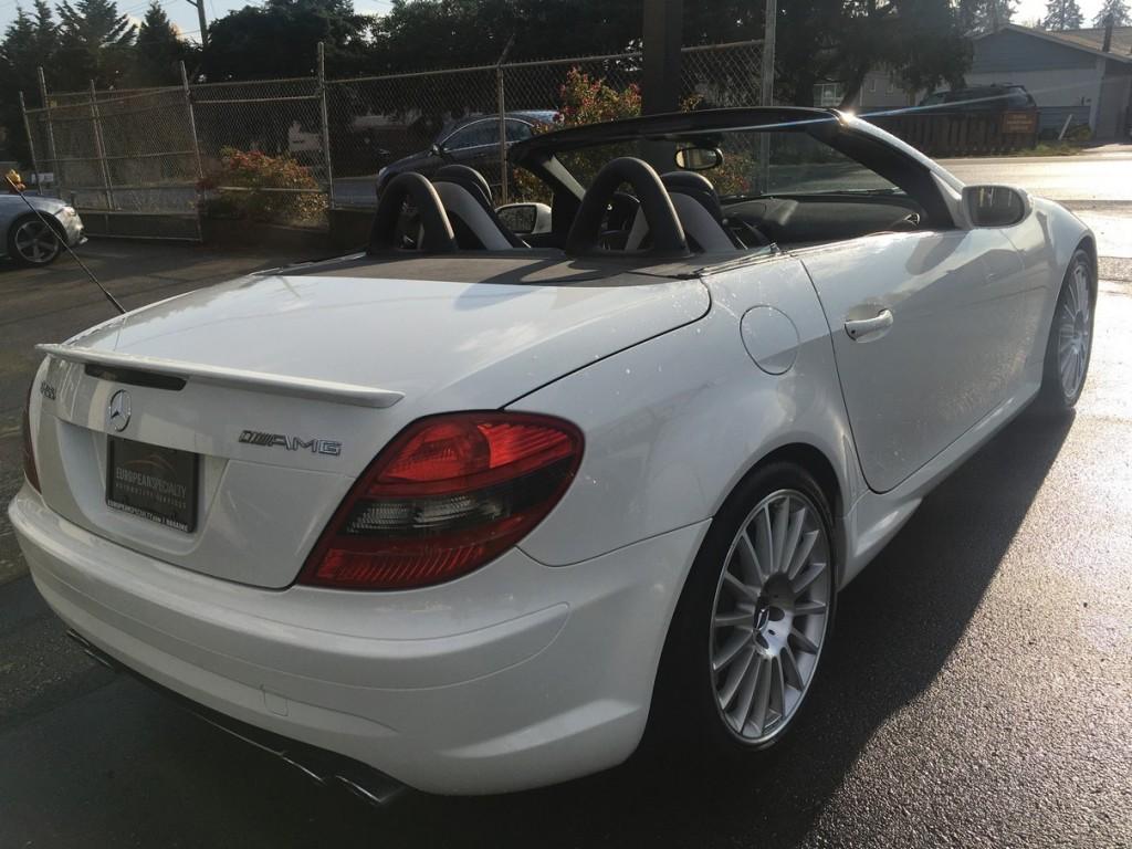 2006-Mercedes-Benz-SLK55 AMG
