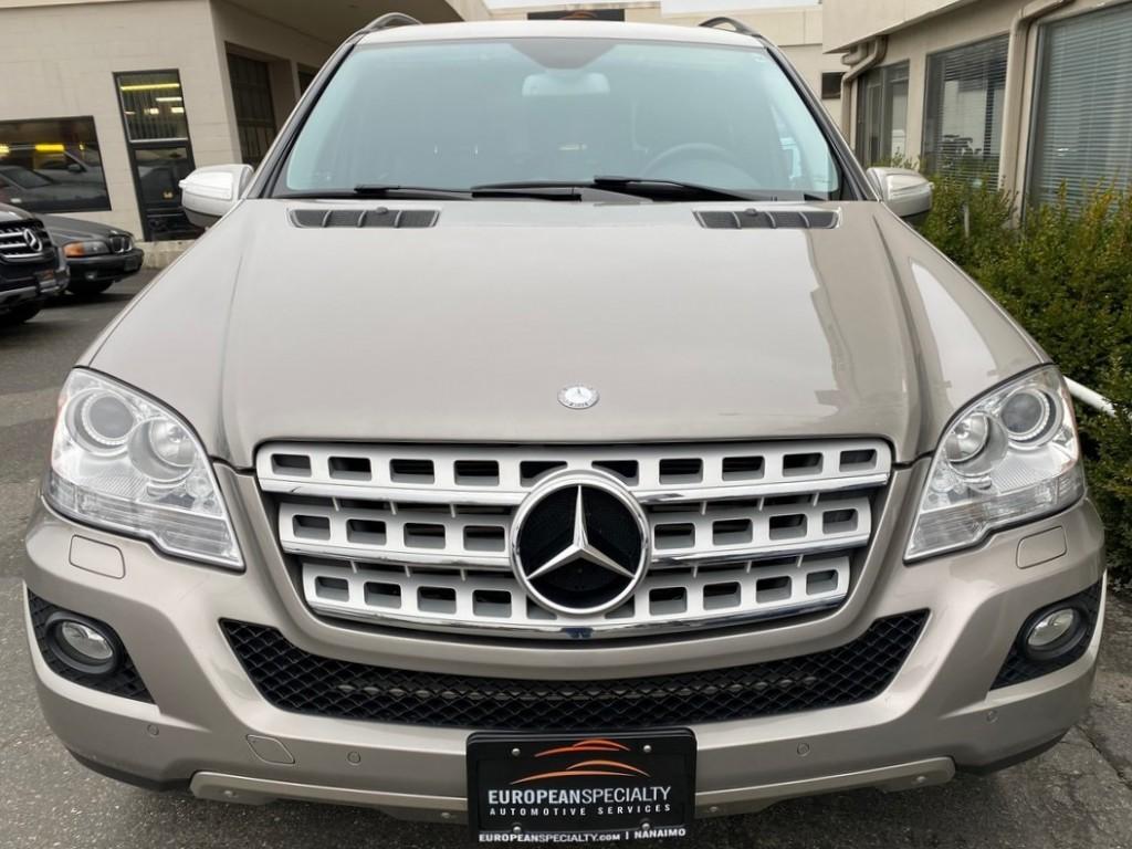 2009-Mercedes-Benz-ML320 CDI