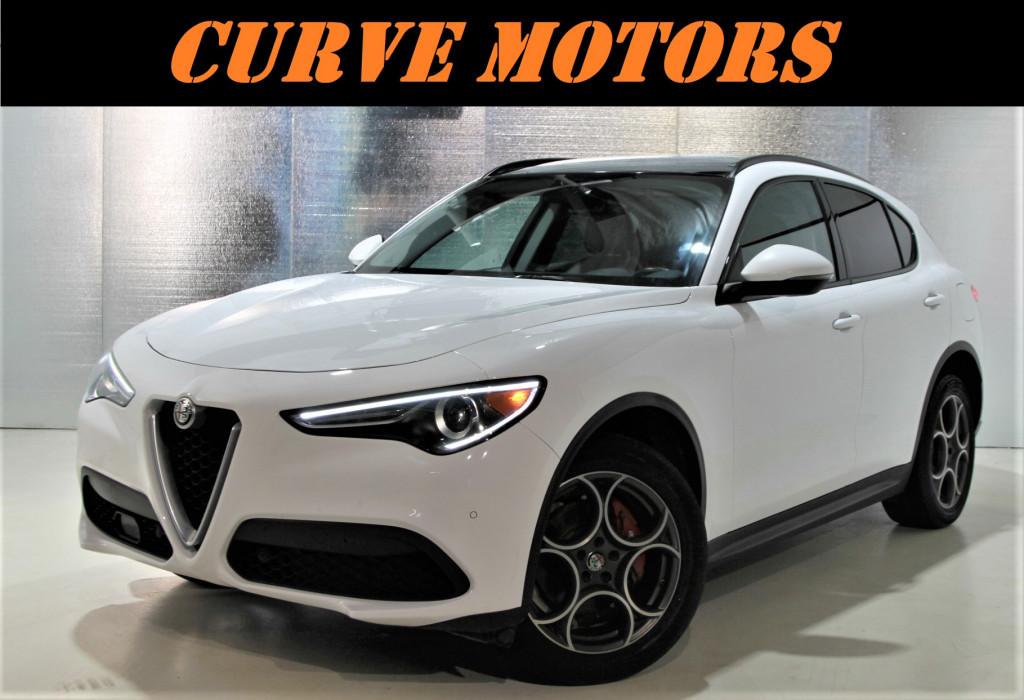 2018-Alfa Romeo-Stelvio