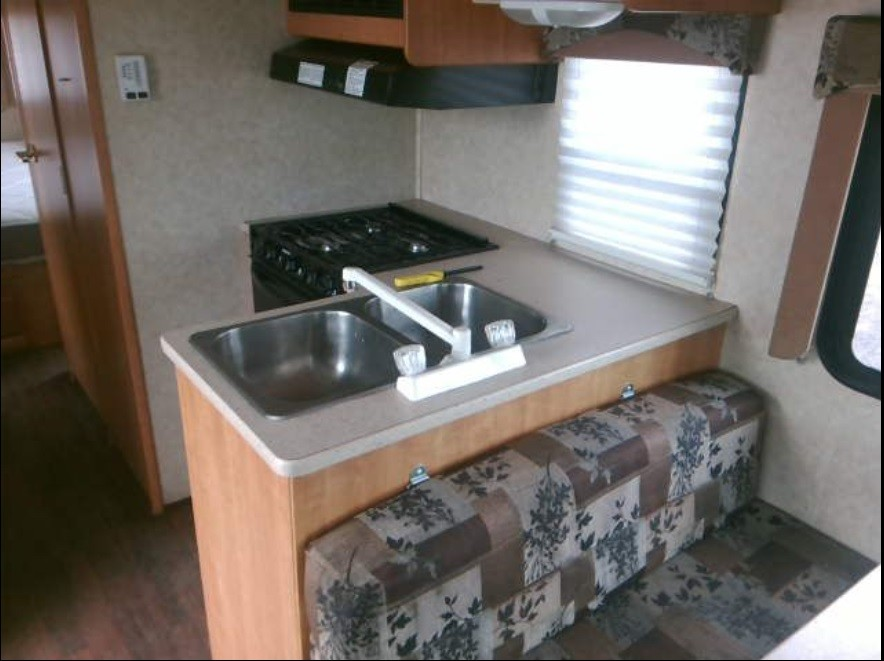 2008-Forest River-Sunseeker 2900