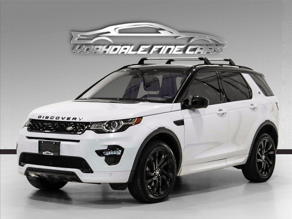 2018-Land Rover-Discovery Sport