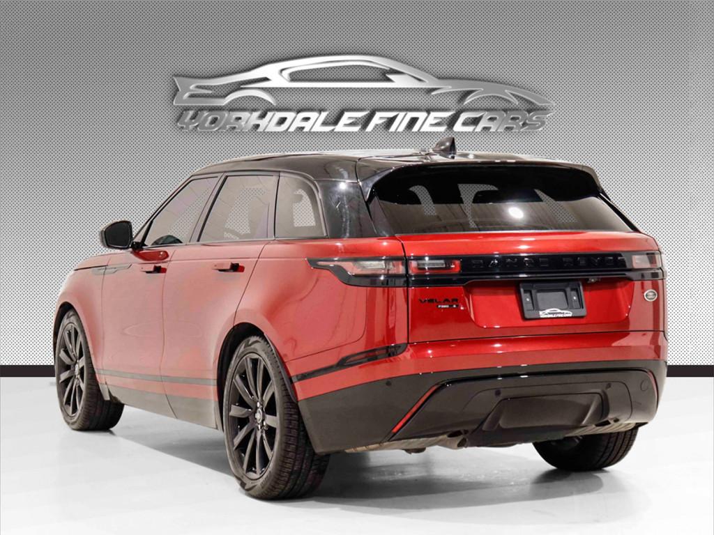 2019-Land Rover-Range Rover Velar