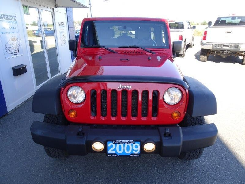 2009-Jeep-Wrangler Unlimited