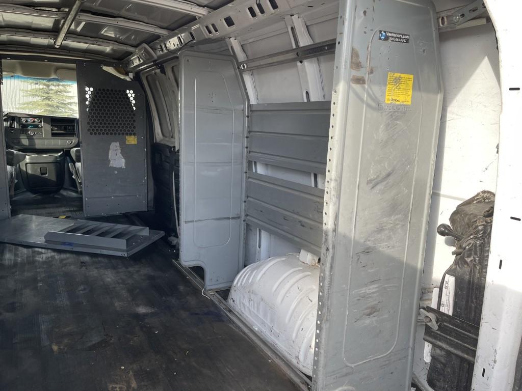 2010-Chevrolet-Express Cargo Van